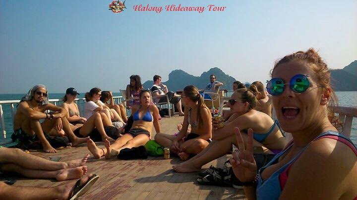 HALONG HIDEAWAY TOUR ( 2 DAY 1 NIGHT ) title=